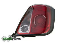 2013-2017 FIAT 500 HARDTOP REAR LEFT SIDE TAILLIGHT LAMP OEM FIAT MOPAR GENUINE