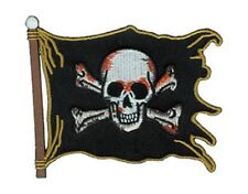PIRATE Patch Toppa Flag OFFICIAL MERCHANDISE