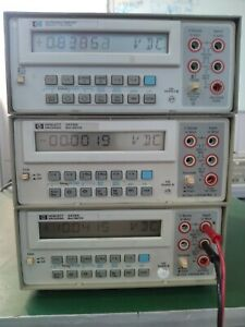 HP 3478A 5.5-Digit Digital Multimeter w/ HP-IB