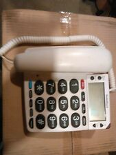 Emergency - Remote Dialing/Answering Big-Button Phone with emergency calling