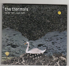 THE THERMALS - now we can see CD