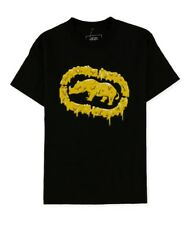 Ecko Unltd. Mens Melted Bright Graphic T-Shirt black S
