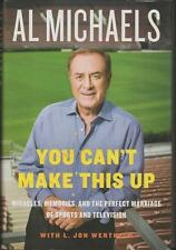 You Can't Make This Up Bio Al Michaels 2014 Broadcast Sports and Television