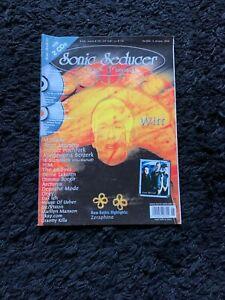 SONIC SEDUCER - German Music Magazine & CDs - MAY 2002
