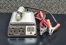Power Inverter 350W Car Inverter DC 12V to 110V AC Converter Car Charger Adapter