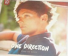 ONE DIRECTION TAKE ME HOME Special Cover Louis Tomlinson Version cd993