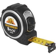NEW Roughneck Pro Tape Measure 8m Each