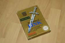 Nintendo NES ZELDA II - The Adventure of Link - komplett aus Sammlung