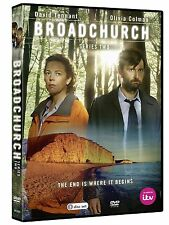 Broadchurch Series 2  NEW 3 DVD SET season 2 two 2nd series - 30 deleted scenes