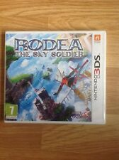 Rodea: le ciel Soldat-Nintendo 3 DS-New & Sealed, PAL