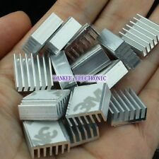 8PCS Aluminum IC PC VGA Card Xbox360 PS DDR RAM Memory Cooling Cooler Heatsinks