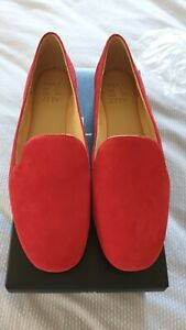 Naturalizer Emiline Red Flats/Shoes US8.5 EUR38.5 New In Box