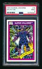 1990 Impel Marvel Universe Trading Cards 109