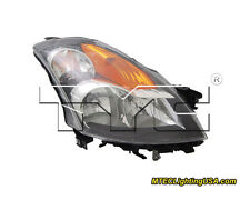 TYC NSF Right Side HID Headlight Lamp Assembly for Nissan Altima 2008-2009