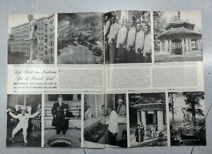 LIFE Magazine French Lick Springs Hotel Artical French Lick