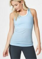Sweaty Betty Athlete Seamless Gym Vest Size S