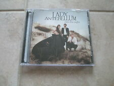 Own The Night by Lady Antebellum (CD,2011)