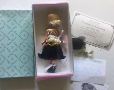 "9"" Madame Alexander 1920 Golden Girl #17740 New in Box w/COA #1184/1800 NIB"