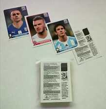 Panini World Cup 2010 PROMO Set 60  unnumbered no number Ohne Nummer  without