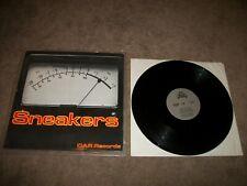 Sneakers In The Red LP 1978 ORIG. MASTERDISK  - NM VINYL