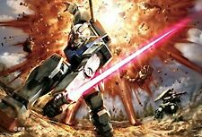 108 pieces Jigsaw Puzzle Mobile Suit Gundam First Practice Micro Piece F/S Track