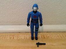 Vintage 1982 1983 GI Joe Cobra Commander Helmet 100% complete