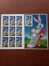 Scott 3137 32 cent 1997 Bugs Bunny Stamp Sheet