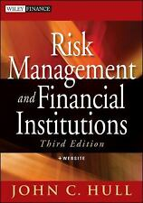 Risk Management and Financial Institutions 3rd Int'l Edition