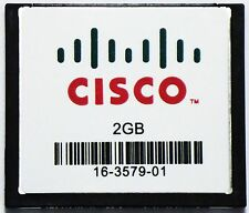 2GB Genuine Flash Memory Upgrade for CISCO 1841 2801 2811 2821 2851 routers