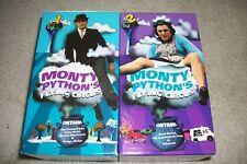 Monty Python's Flying Circus VHS Vol. 1 - 6 Box Set