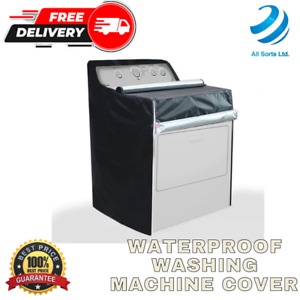 Washing Machine Cover Dustproof Waterproof Sunscreen Laundry Dryer Protection