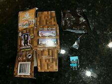 Minecraft Wood Series 10 Mini Figures Wither Diamond Armor NEW