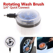 Universal Car Truck Pressure Washer Rotating Wash Brush With 1/4'' Quick Connect