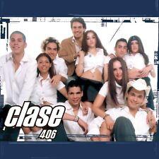 CLASE 406 TEMAS DE LA NOVELA Varios Nuevo CD Sealed EX RBD REBELDES