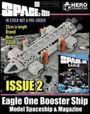 More details for space 1999 vehicles & ships collection: issue 2 eagle one booster ship - new