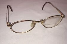 5d429feebe1 Liz Claiborne LC-81R Gold  Multi Eyeglasses Frames MADE IN JAPAN 50