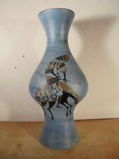 Céramique Vintage 50 Important Vase Balustre Jean de Lespinasse JDL Vallauris