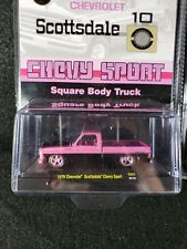*Gold Chase* M2 Machines 1979 Chevy Scottsdale Sport Squarebody Truck Exclusive