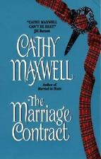 The Marriage Contract by Cathy Maxwell, Good Book