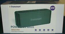 Tronsmart Mega Pro 60W Portable Speaker Factory sealed, unopened