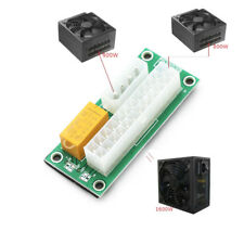 1pcs Power Supply Adapter Connector Dual Triple Relay Link Multiple Add2PSU