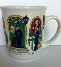 English Life Designs by Barry Smith Barbara Wootton for Wade England Coffee Mug