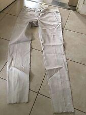 Pantalon Bernard Zins Beige Taille 38