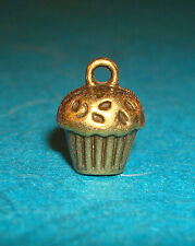 Pendant Cupcake Charm Muffin Charm Muffin Man Charm Baking Charm Chef Pastry 3D