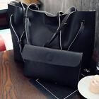 NEW Women PU Leather Shoulder Messenger Bag Tote Purse Handbag Crossbody Satchel