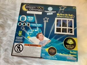 Bestway Dream Glimmers Comfort Inflatable Airbed Blue BRAND NEW IN BOX
