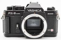 Yashica FX-3 Super 2000 Body Gehäuse SLR Kamera analoge Spiegelreflexkamera