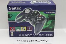PAD P2900 WIRELESS - SAITEK (PC) - CONTROLLER USATO COME NUOVO - PERFETTO