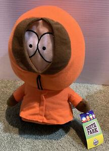 "South Park Nanco Kenny McCormick Plush Stuffed Toy 2008 Comedy Central 12"" W Tag"