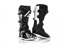 Taglia 40 - Bottines Acerbis X-Pro V Mx Chaussures Noir Blanc Cross Enduro Quad